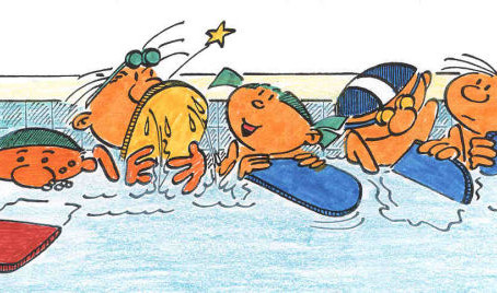La natation à l'école Primaire
