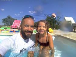 Cours de Natation enfant en piscine Sainte-Maxime-Var