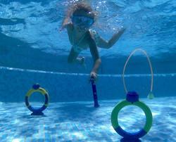 Cours de natation enfant Sainte-Maxime
