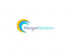 Logo MorganNatation-cours natation enfants et adulte, Golfe de Saint-Topezs