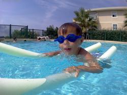 Cours de natation enfant -Sainte-Maxime-Var