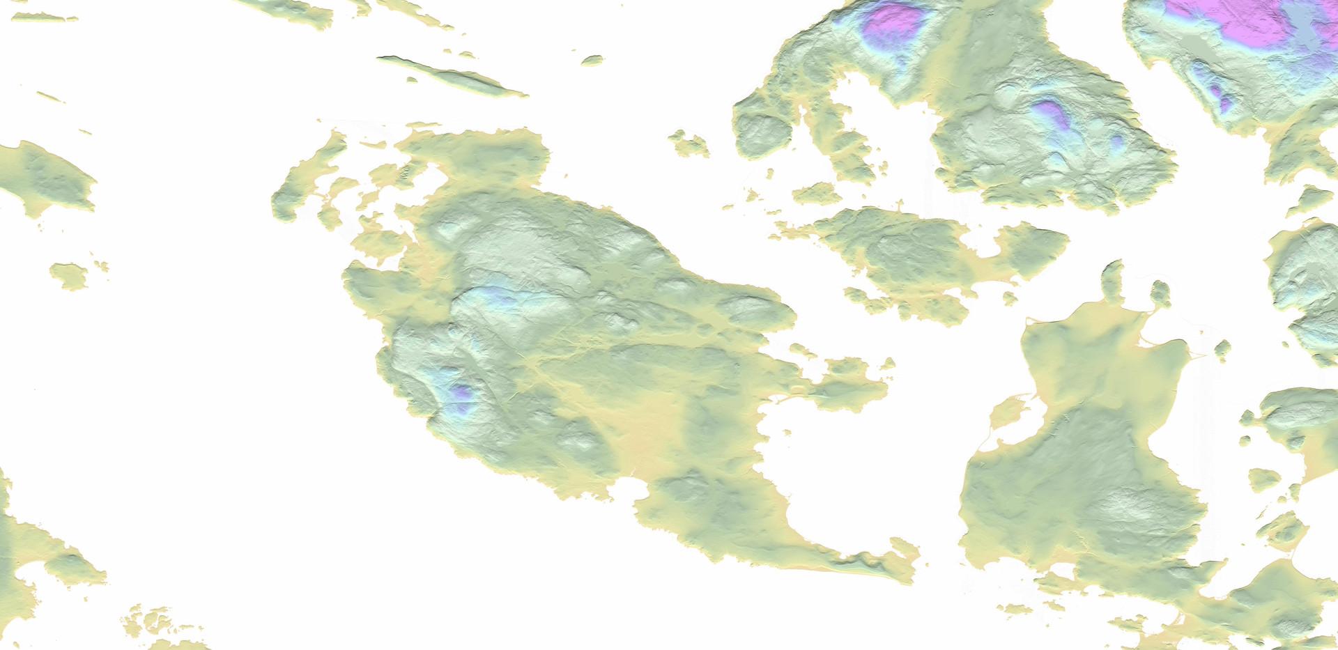 sji topography