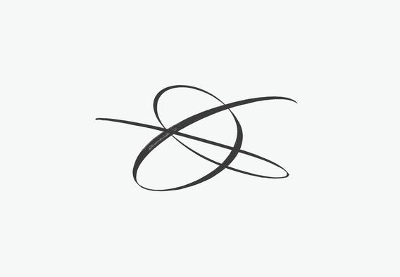 orbital calligraphy 1