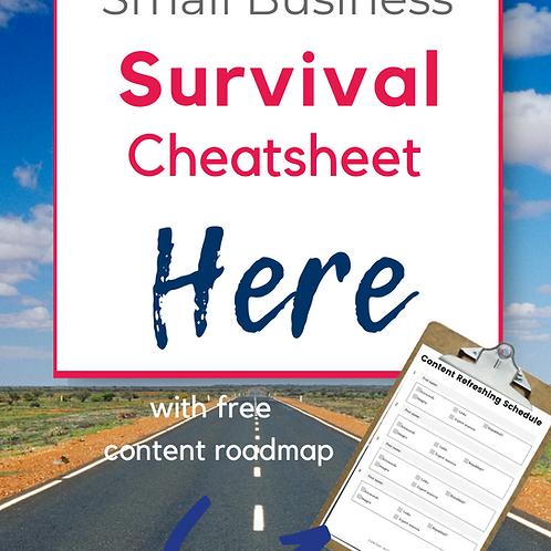 Vending Cheat Sheet
