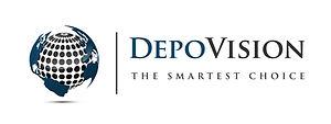 DepoVision Logo - deposition services TX