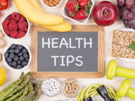 7 Health and Wellness Tips for the Holidays in 2020 by:  Dr. Ashley Lucas, Ph.D.