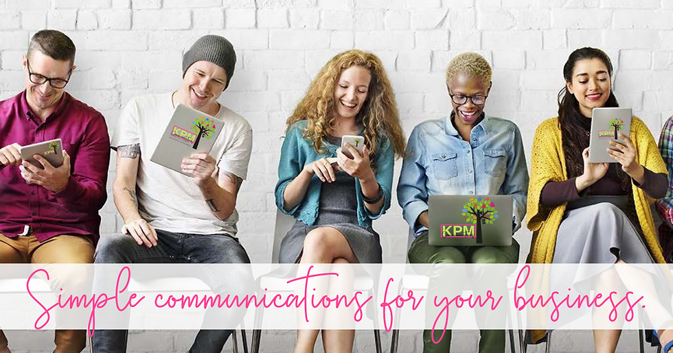 Simple communications for your business.