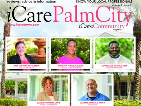 iCare Palm City Exclusive - Treasure Coast Hospice – Care, Compassion, Commitment