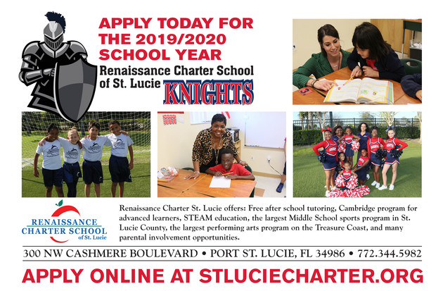 Renaissance Charter School of St. Lucie