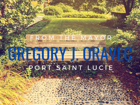 Port Saint Lucie, a safe beautiful and prosperous city for all people