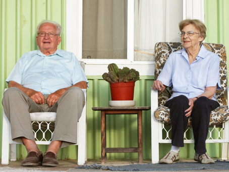 AGING IN PLACE: Growing Older at Home