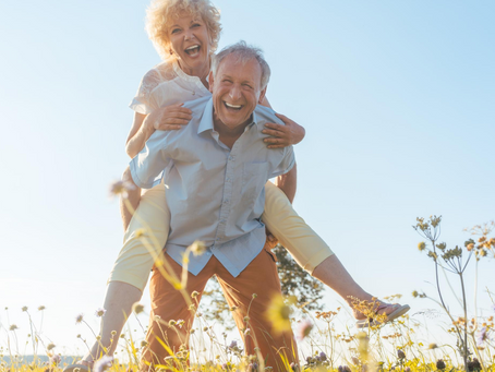 10 TIPS FOR REINVENTING YOURSELF DURING HEALTHY AGING MONTH
