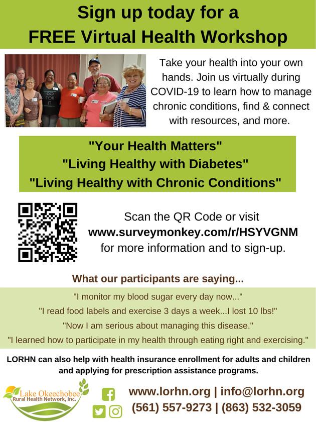 Lake Okeechobee Rural Health Network