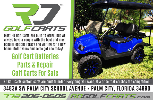 RD Golf Carts