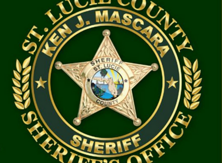 St. Lucie County Sheriff's Office Always Committed to Protecting Life and Property