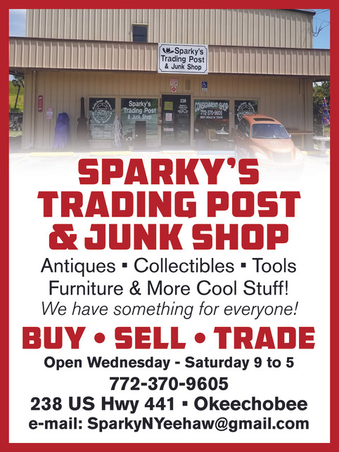 Sparky's Trading Post & Junk Shop