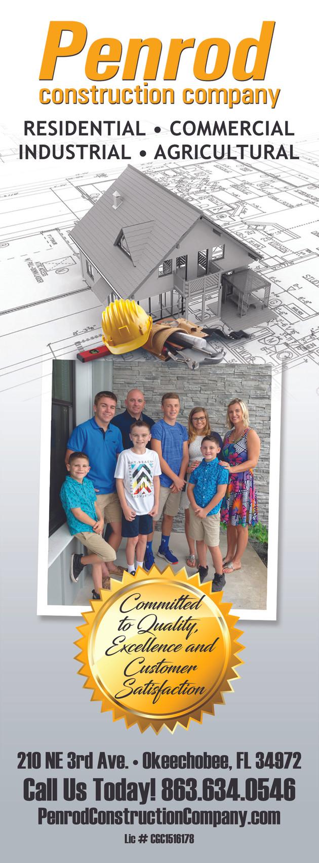 Penrod Construction Company