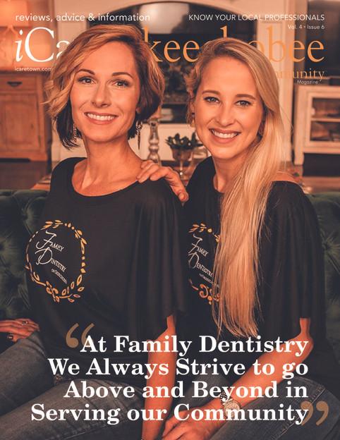 June iCare Cover - Family Dentistry of Okeechobee