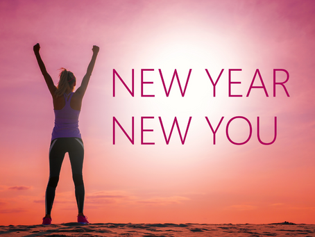 New Year, New You!  5 Tips to Achieve Your New Year's Fitness Goals