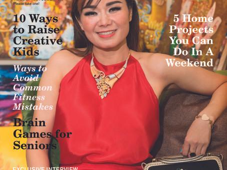 Exclusive Interview with Van Art Gallery & Boutique Owner, Van Nguyen