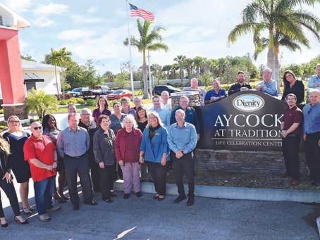 AYCOCK FUNERAL HOME an interview with Laura Barbone - General Manager