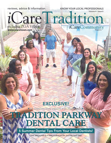 iCare Tradition June 2021