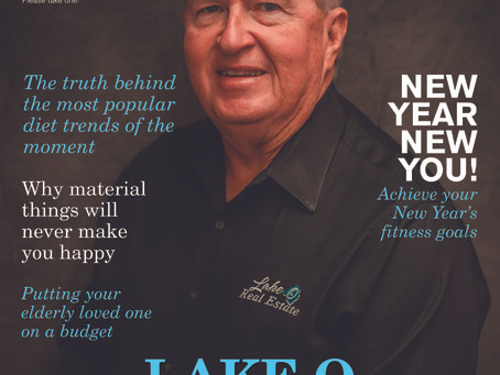 An Exclusive Interview with Jim Jones of Lake O Real Estate