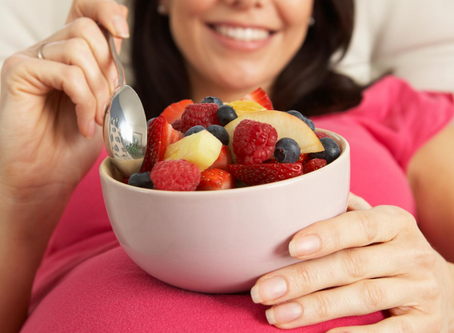 8 Fruits for a Summer Pregnancy – BY: Carolyn Tallents