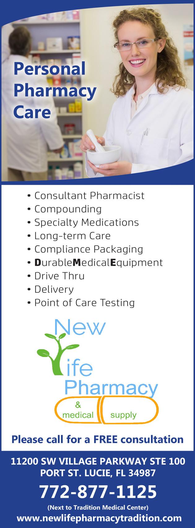 New Life Pharmacy
