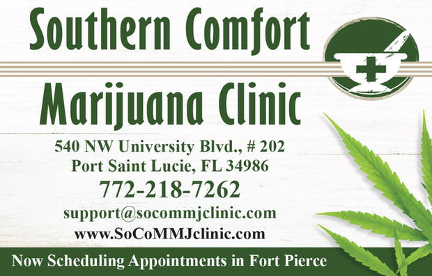 Southern Comfort Eigth page Health Secti