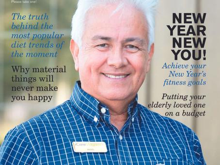 iCare Community Magazine - Celebrating 8 Years of Serving Our Community