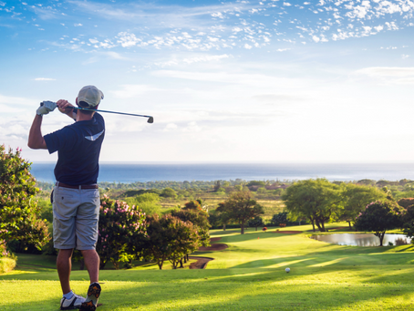 Play Golf to Help Relieve Stress