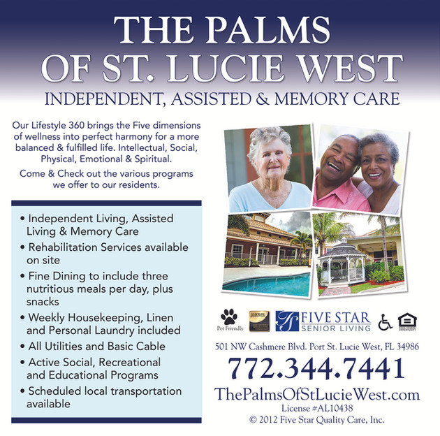 The Palms of St. Lucie West
