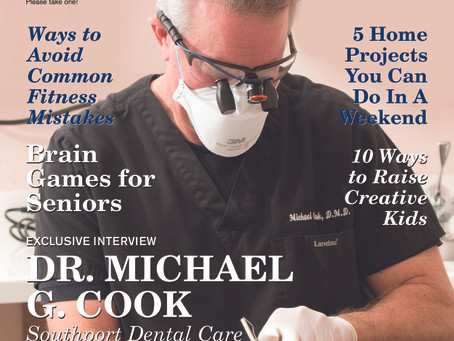 An Exclusive Interview with Dr. Michael G. Cook of Southport Dental Care