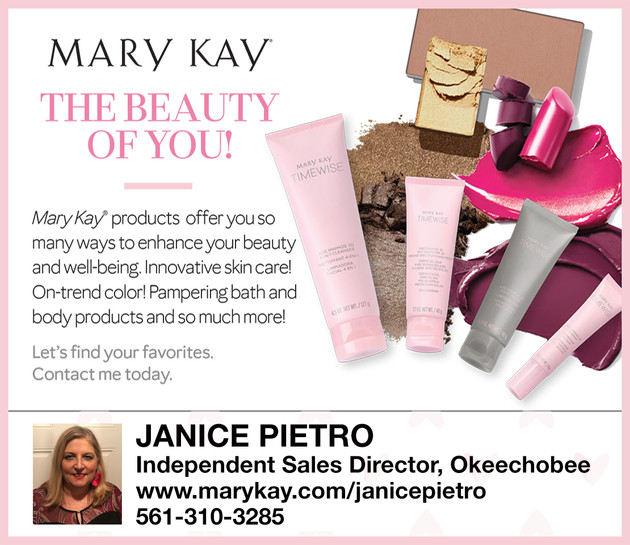 Mary Kay - Janice Pietro