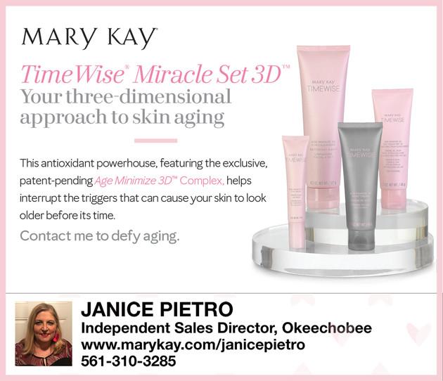 Mary Kay Janice Pietro