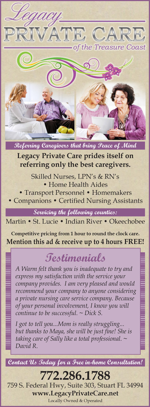 Legacy Private Care