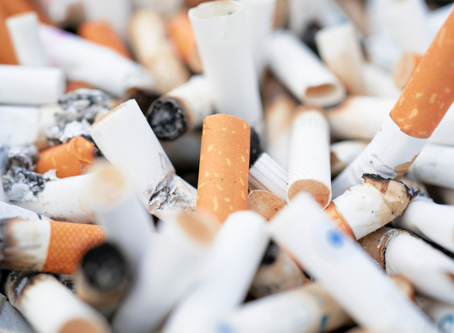 Tiny But Deadly: Cigarette Butts Are The Most Commonly Polluted Plastic