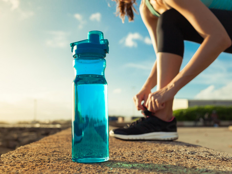 Heat and Exercise:  Keeping Cool in Hot Weather