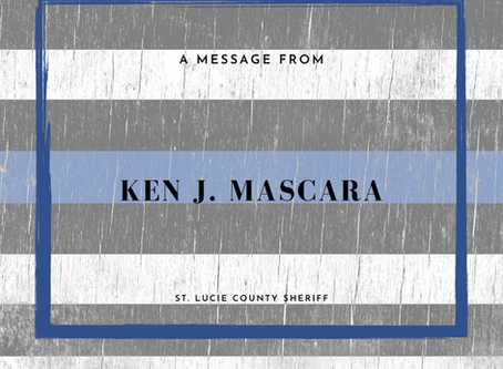 St. Lucie County Sheriff Ken J. Mascara - Connecting with our Community