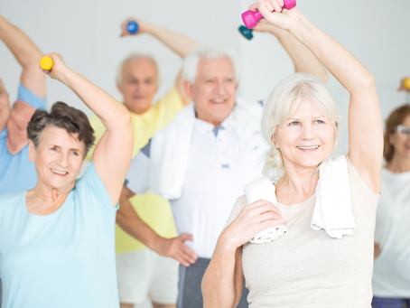 Staying Active As You Get Older: Quick Tips