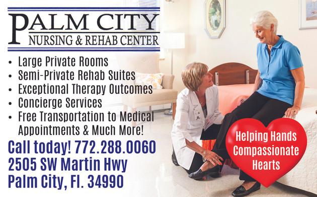 Palm City Nursing & Rehab Center