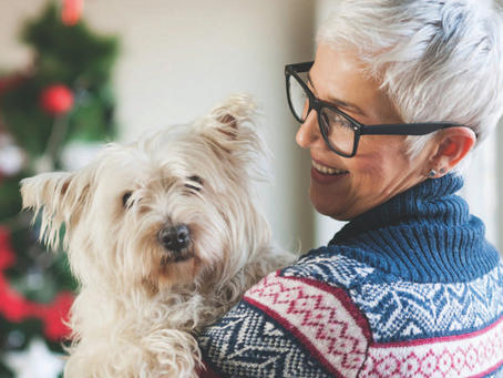 Seniors and a Difficult Holiday Season:  5 Ways to Stay Cheerful