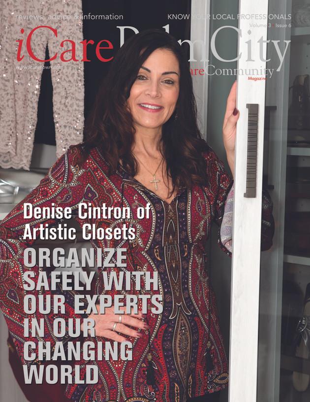 June iCare Cover - Artistic Closets