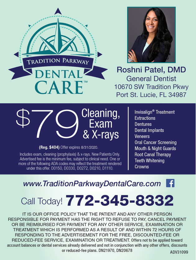 Tradition Parkway Dental Care