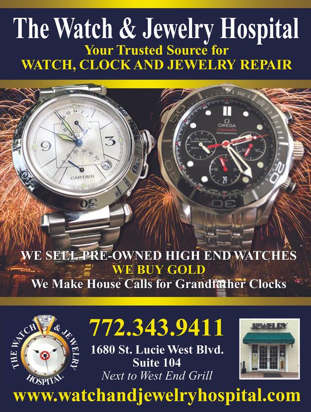 The Watch & Jewelry Hospital