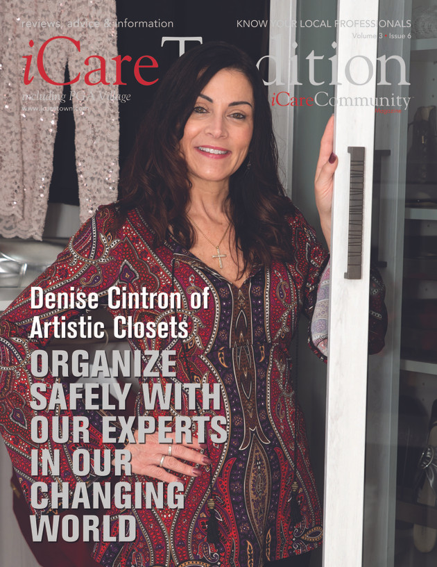 iCare Tradition Cover - Artistic Closets
