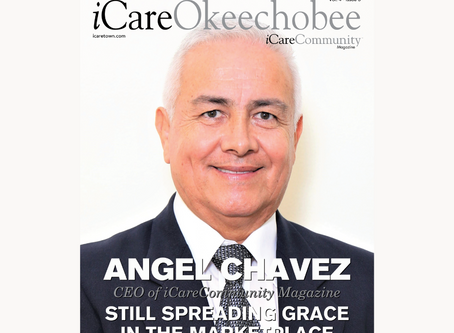 An Exclusive Interview with Angel Chavez, CEO of iCare Community Magazine
