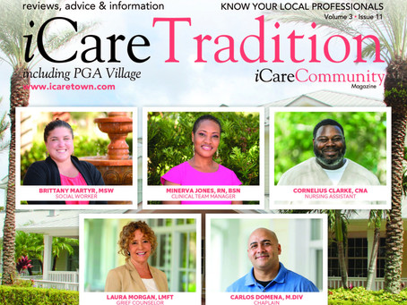 iCare Tradition Exclusive - Treasure Coast Hospice – Care, Compassion, Commitment
