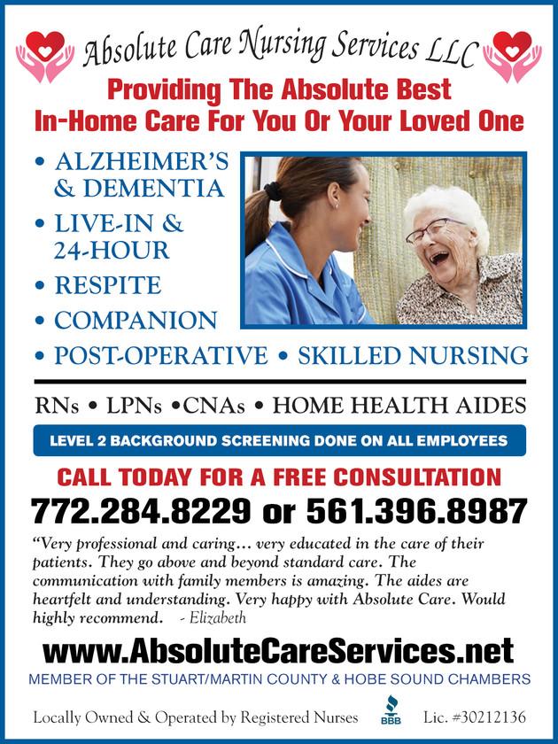 Absolute Care Nursing Services
